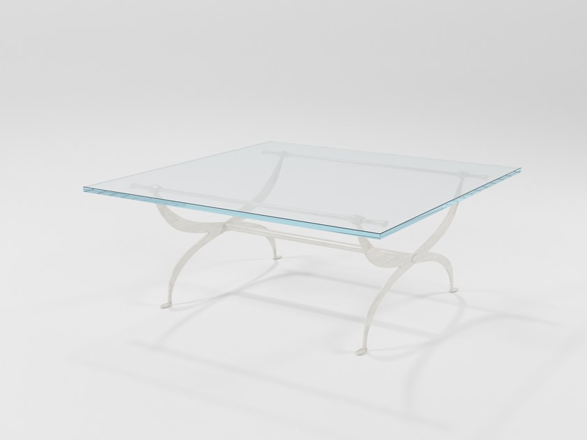 Crystal coffee table VALZER | Crystal coffee table by Barel