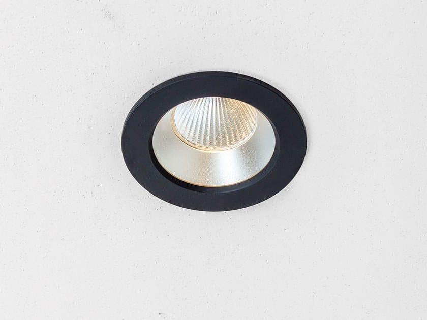 Faretto per esterno a LED in alluminio verniciato a polvere da incasso VAND IP65 by HER