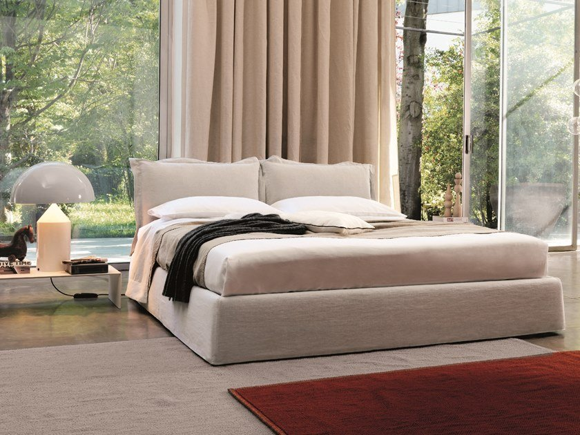 Vanity letto by désirée divani design edoardo gherardi