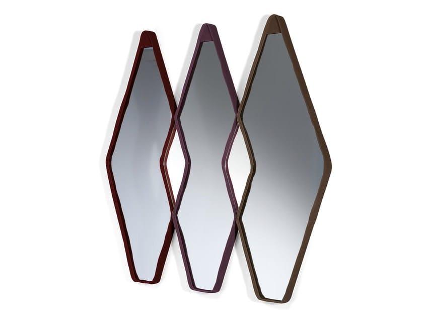 Wall-mounted mirror VANITY FAIR by Arketipo