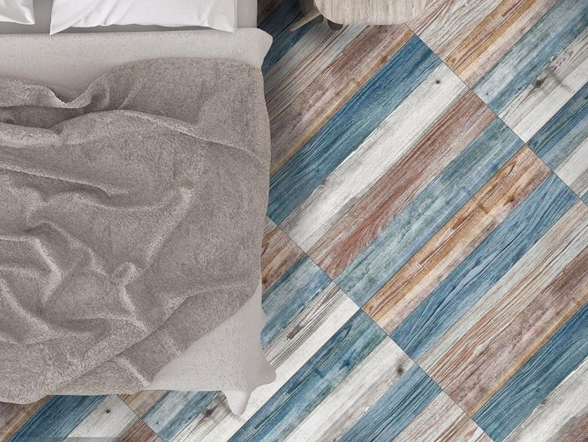 Wall/floor tiles with wood effect VANNATU by Absolut Keramika
