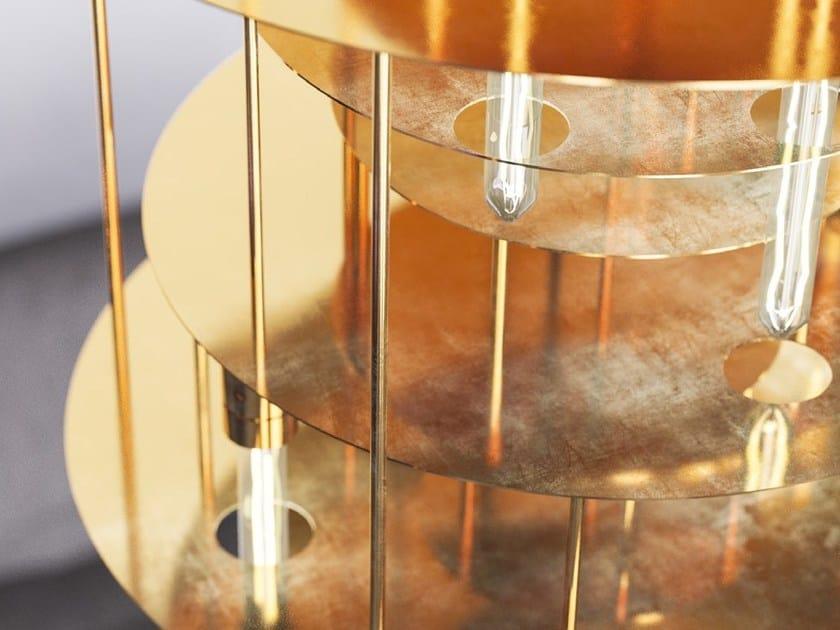 Design Fatta Metallo Sospensione A In Vantaa Lampada Cameron House Mano c3RjA5L4q