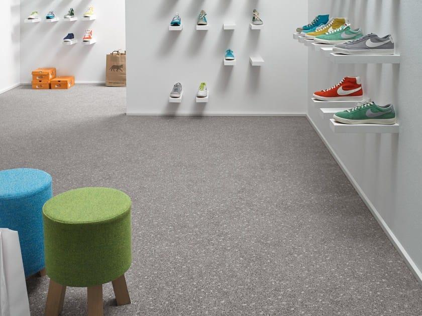 Velour fabric carpeting VARIA DESIGN by Vorwerk Teppichwerke
