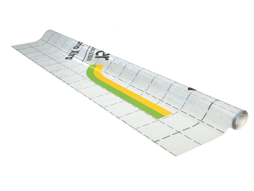 Vapour barrier VARIO® X-TRA by Saint-Gobain ISOVER