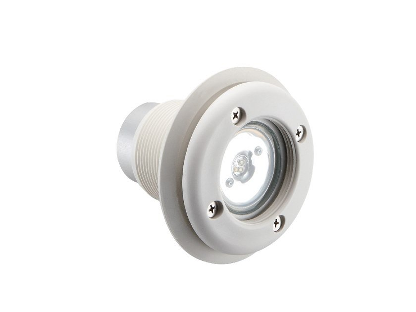LED stainless steel underwater lamp for swimming pools VASCA by NEXO LUCE