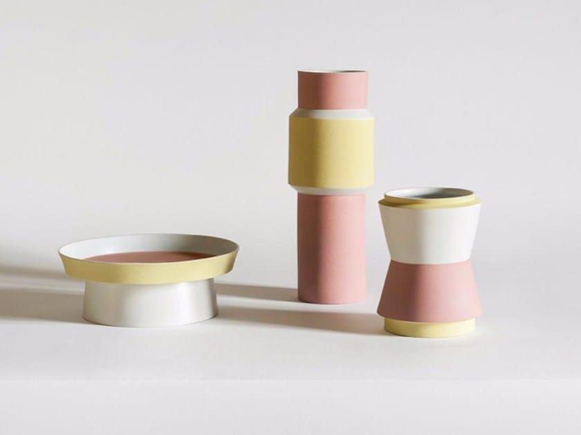 Food-storage box / vase VASUM by Tacchini Edizioni