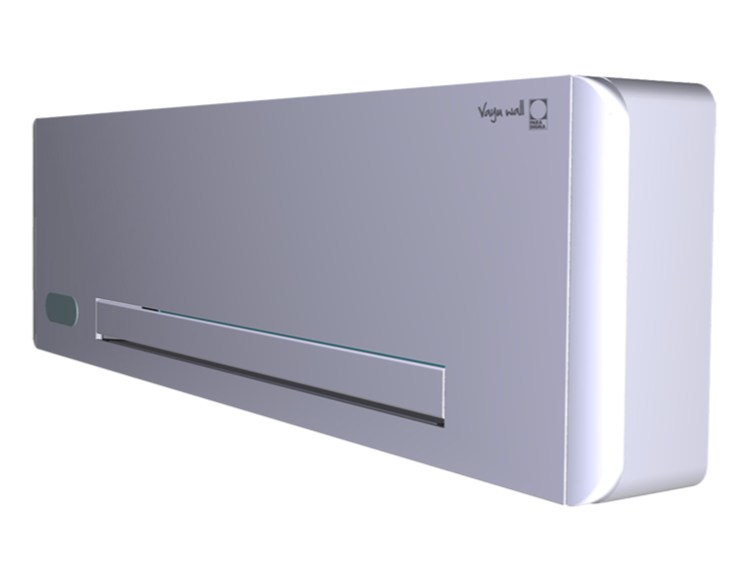 Wall-mounted fan coil unit VAYU by Paradigma Italia