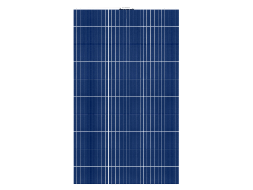 Polycrystalline Photovoltaic module VE260PVFL | Photovoltaic module by V-energy