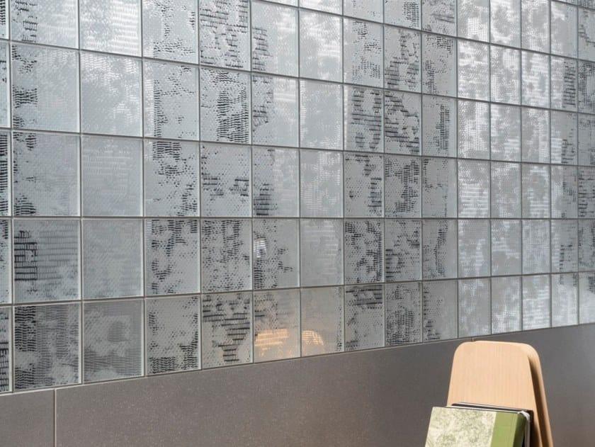Porcelain stoneware wall tiles VEDONONVEDO by DECORATORI BASSANESI