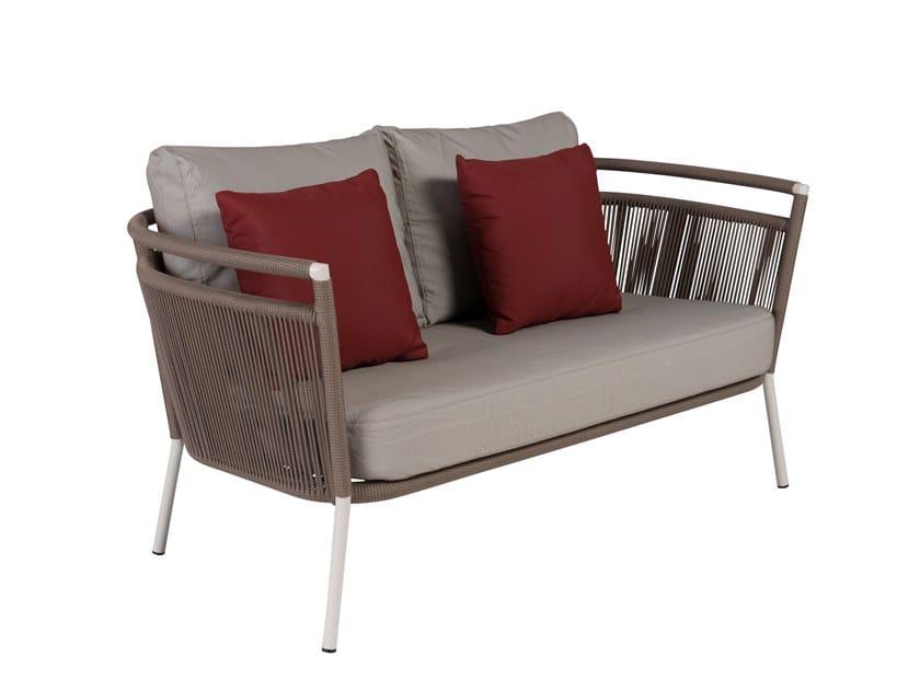 2 seater garden sofa VEGAS | 2 seater garden sofa by Kok Maison