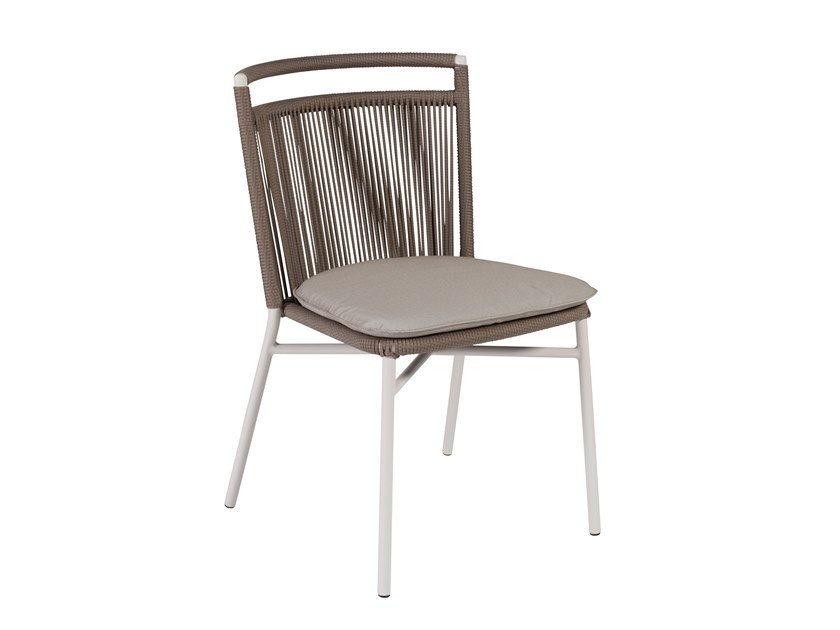 Stackable garden chair VEGAS | Garden chair by Kok Maison