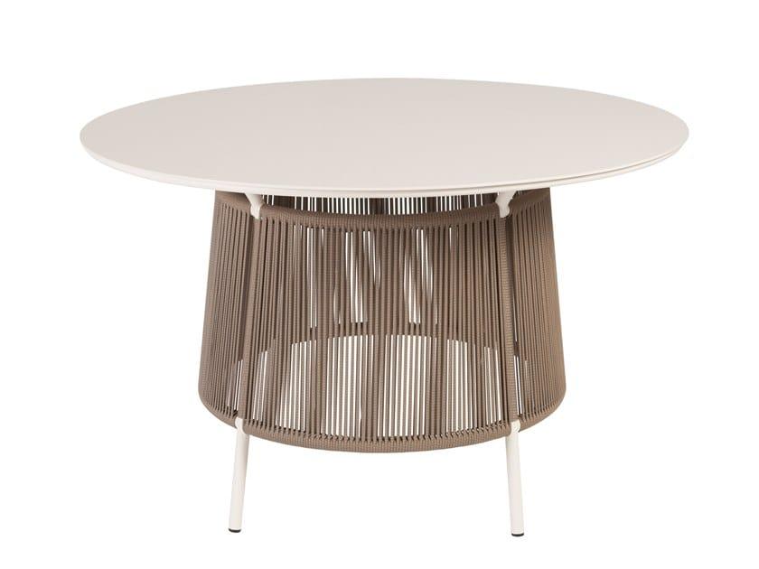 Round garden table VEGAS   Round table by Kok Maison