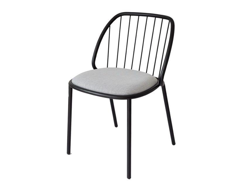 Sedia in ferro VELA | Sedia in ferro by Vela Arredamenti