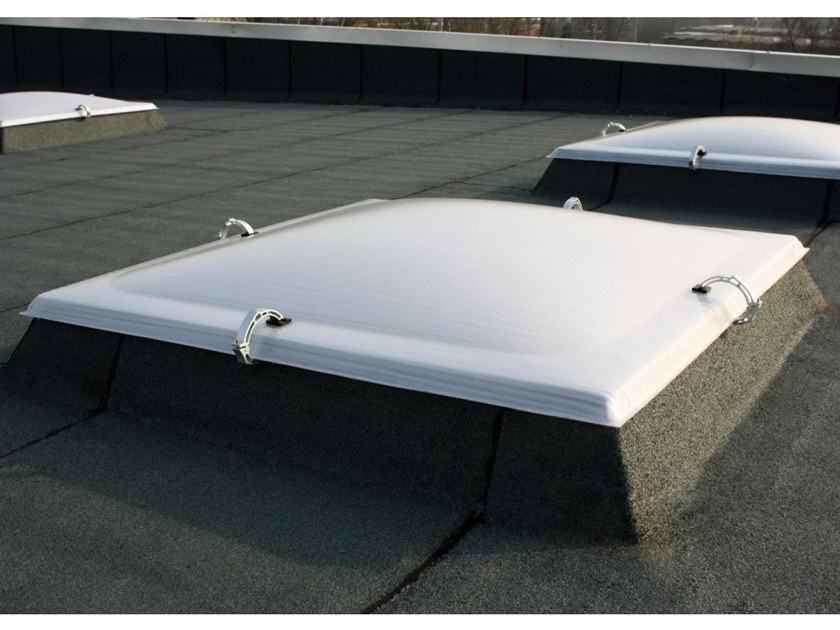 Dome rooflight VELA K160 FX by CAODURO