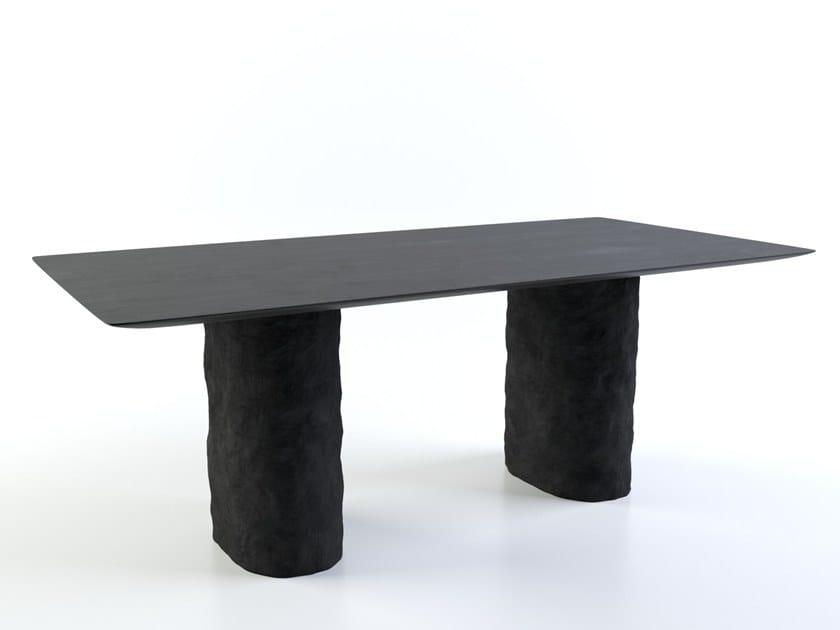 Rectangular table VELETEN by FAINA Collection