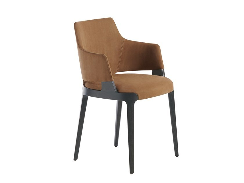 Chair VELIS   Chair with armrests by Potocco