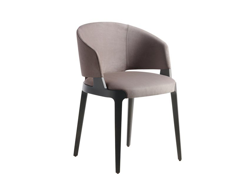 Chair with armrests VELIS | Chair with armrests by Potocco