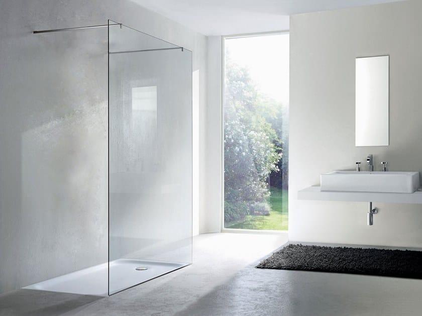 Crystal Walk in shower VELO by Blu Bleu