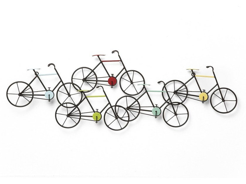 Wall-mounted metal coat rack VELO by KARE-DESIGN