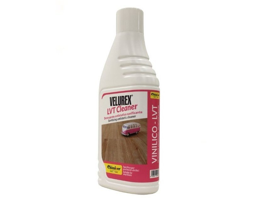 Surface cleaning product VELUREX LVT SUPER AZIONE SANIFICANTE by Chimiver Panseri