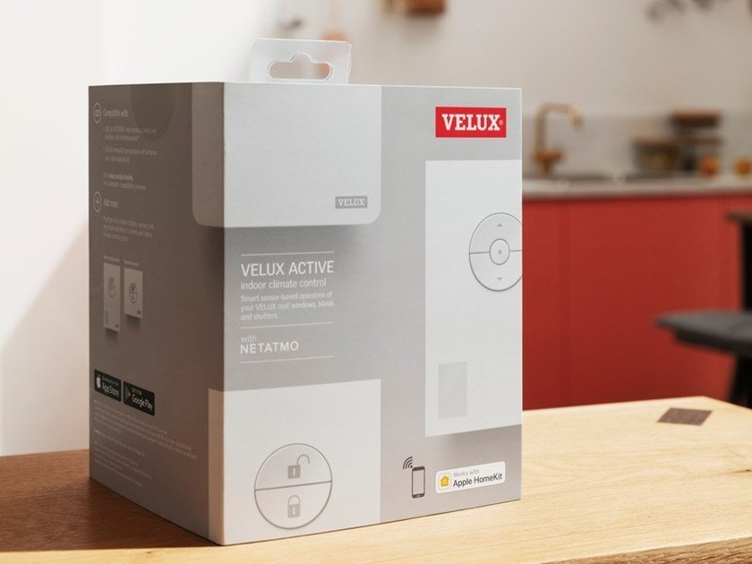 Sistema di building automation VELUX ACTIVE by Velux