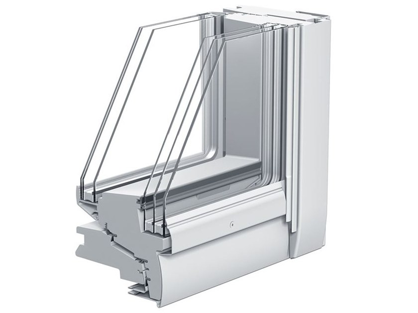 Centre-pivot roof window VELUX GGU 008230 by Velux