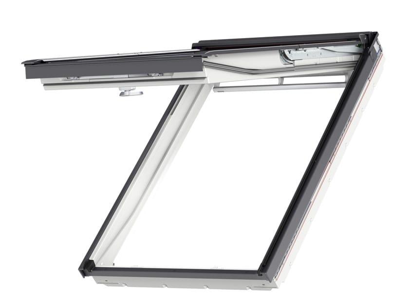 Finestra a vasistas / bilico manuale GPU by Velux