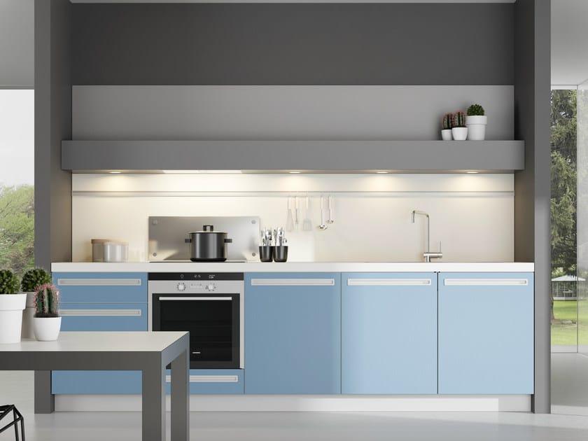 Linear kitchen VELVE | Linear kitchen by De Rosso