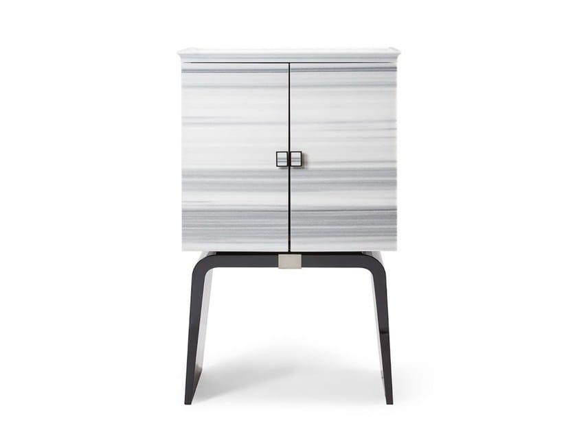 Marble bar cabinet VENDÔME | Bar cabinet by HUGUES CHEVALIER