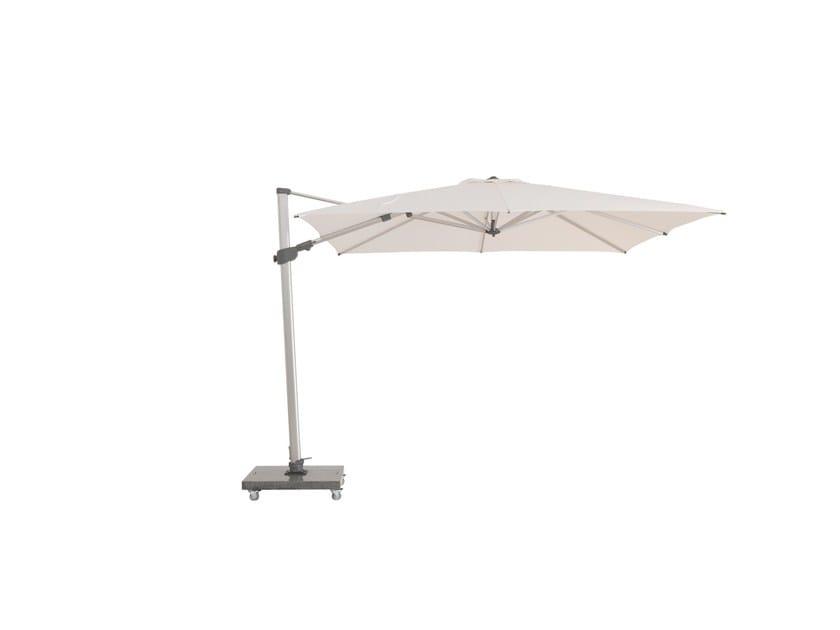 Adjustable square Garden umbrella VENERE by Talenti