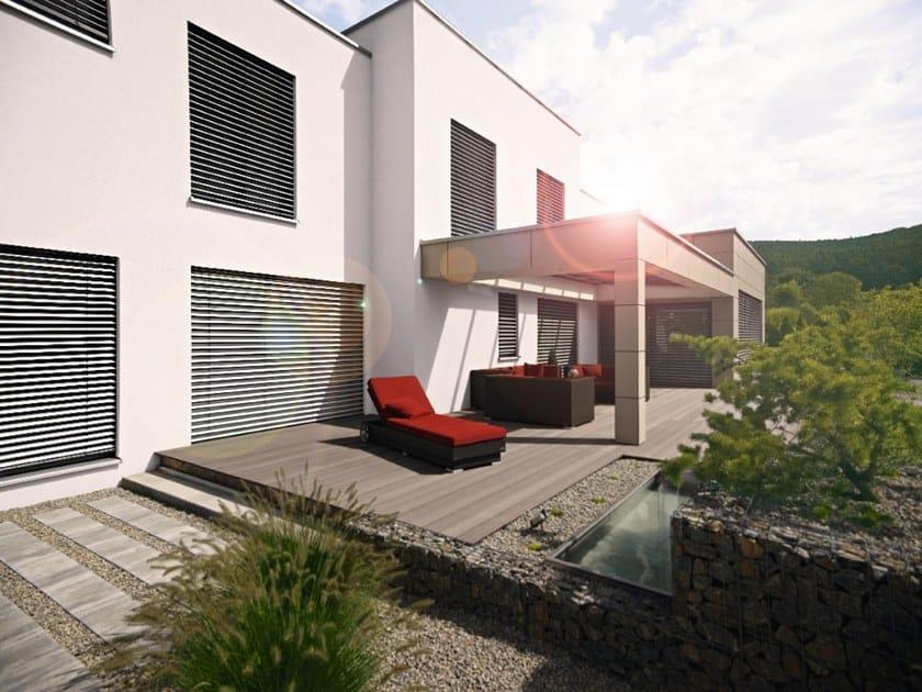 Solar shading VENETIAN BLINDS WINDOW SYSTEMS by WAREMA