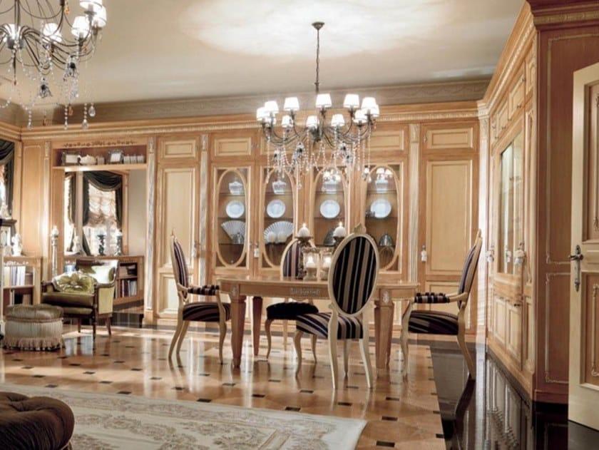 Boiserie in legno VENEZIA by Martini Interiors
