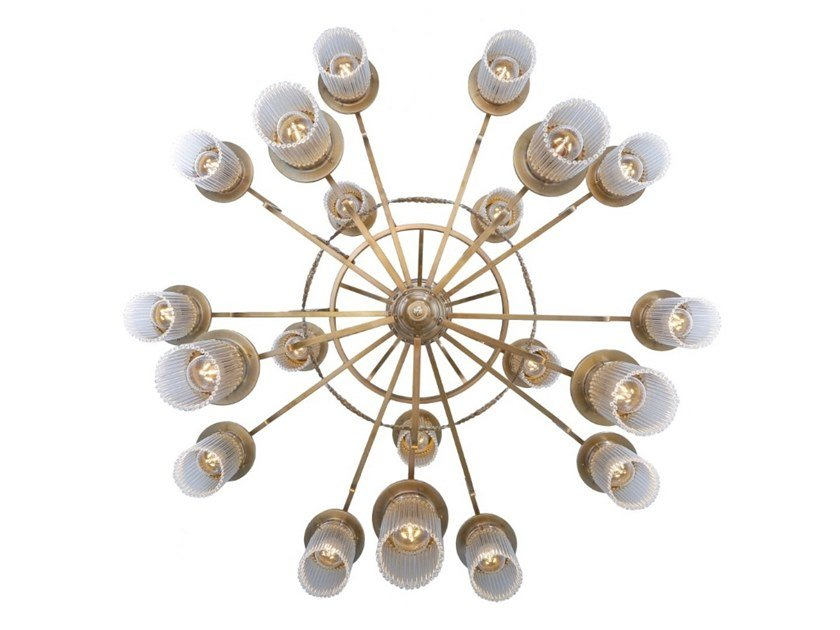 Fatta In Venice Ottone Lighting 20Lampadario Mano A Patinas 8OPZwkNn0X