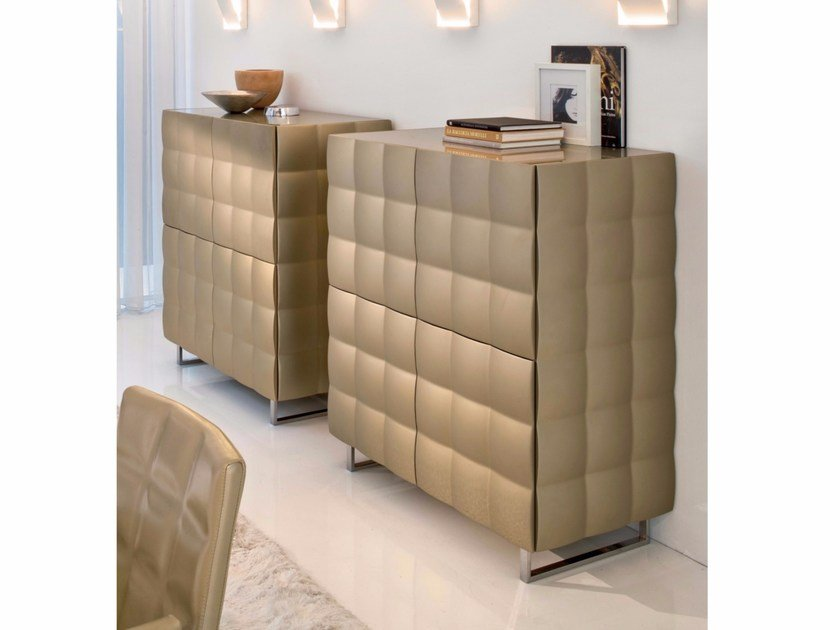 MDF highboard with doors VENICE | Highboard by Tonin Casa