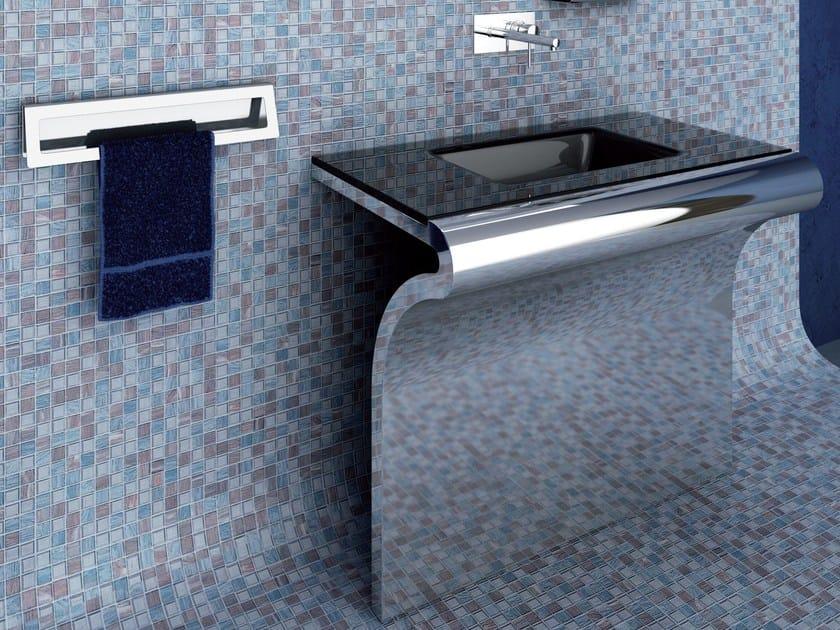 Venti Glass Washbasin By Componendo