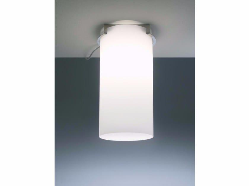 Plafoniera a luce diretta in vetro di Murano VENUS | Lampada da soffitto by IDL EXPORT