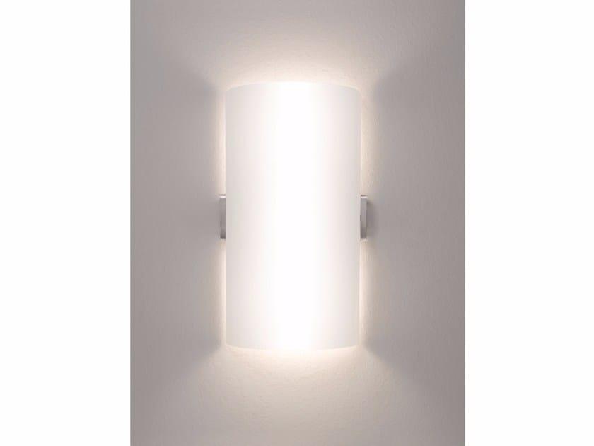 Direct-indirect light Murano glass wall light VENUS | Direct-indirect light wall light by IDL EXPORT