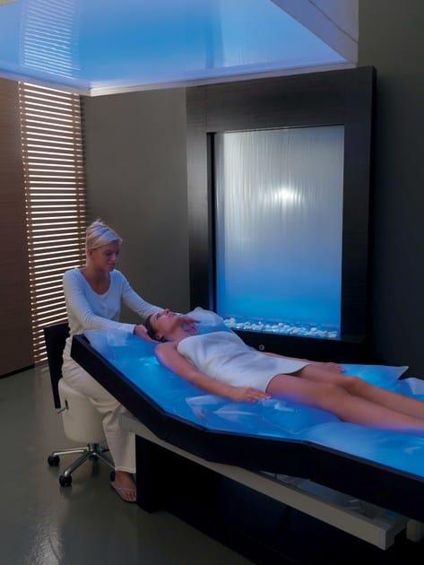 Lettino Massaggio Ad Acqua Prezzo.Lettino Per Massaggi Ad Acqua Riscaldato Con Cromoterapia Venus