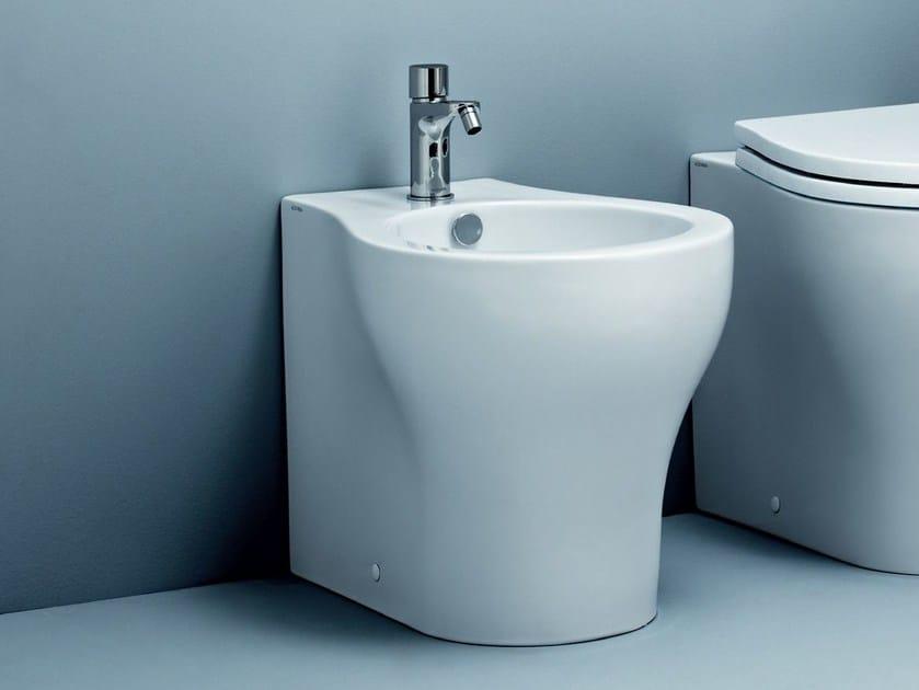 Ceramic bidet VERA | Bidet by AZZURRA sanitari