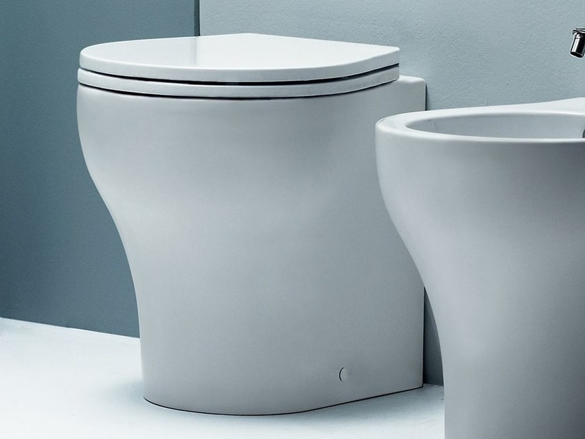 Ceramic toilet VERA | Toilet by AZZURRA sanitari