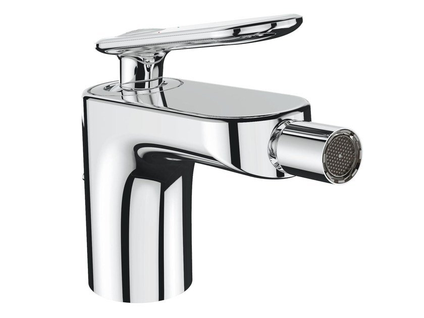 Countertop bidet mixer with swivel spout VERIS | Bidet mixer by Grohe
