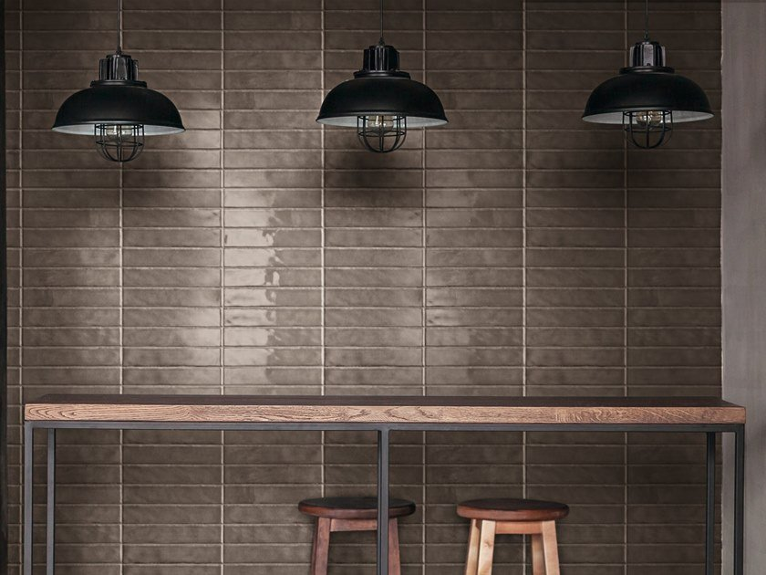 Indoor ceramic wall tiles VERNICI by Sartoria