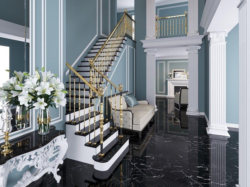 Brass balustrade VERSAILLES by Grande Forge