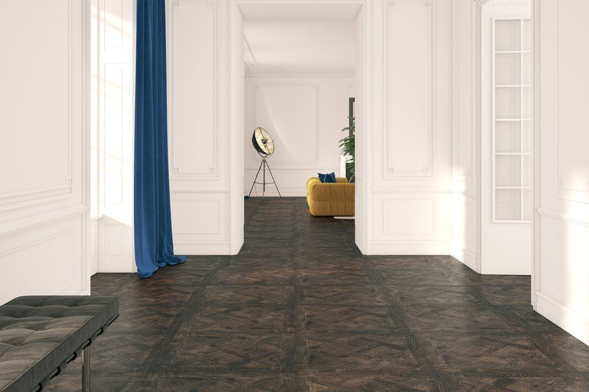 Oak flooring / parquet VERSAILLES | Wooden wall/floor tiles by Alma by Giorio