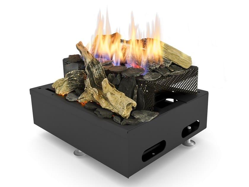 Gas Fireplace insert VERSAL INSERT by Planika