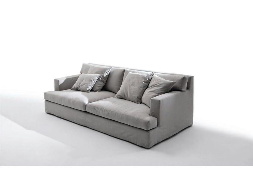 3 seater fabric sofa VERSILIA | 3 seater sofa by Marac