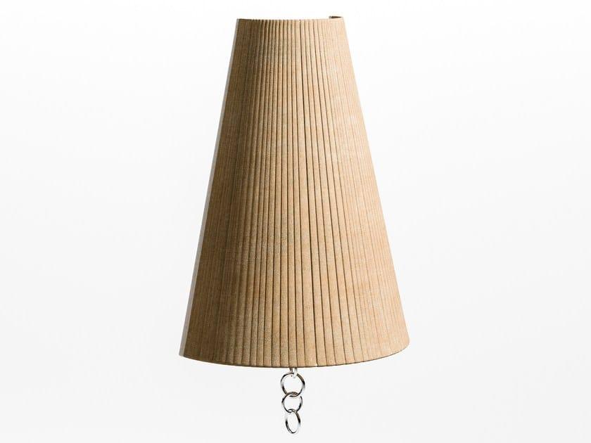 Direct light fabric wall light VERSILIA | Wall lamp by Caroti