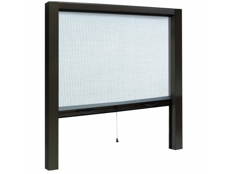 Built-in fixed vertical insect screen VERTICAL TOP LINE by Teknika