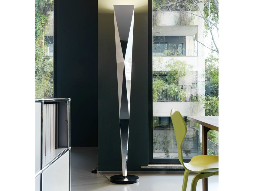 Floor lamp with dimmer VERTIGO | Floor lamp by FontanaArte