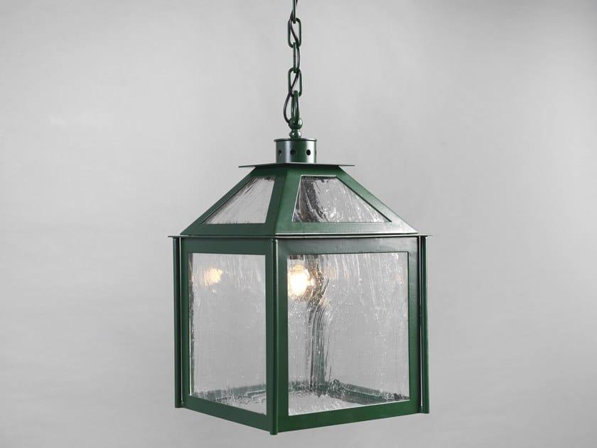 Lampada a sospensione per esterno in ferro VETRI SOPRA | Lampada a sospensione per esterno by OFFICINACIANI